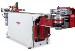Herber 710S 8 AXIS tube bending machine